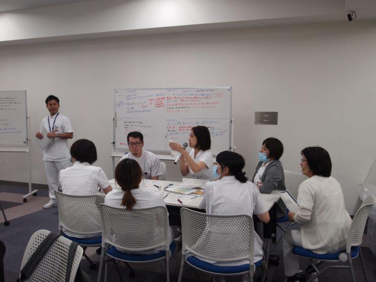 看護実践の倫理研修