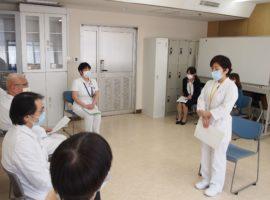 看護師の特定行為研修を開講しました