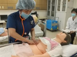 看護師の特定行為研修、現在進行中!